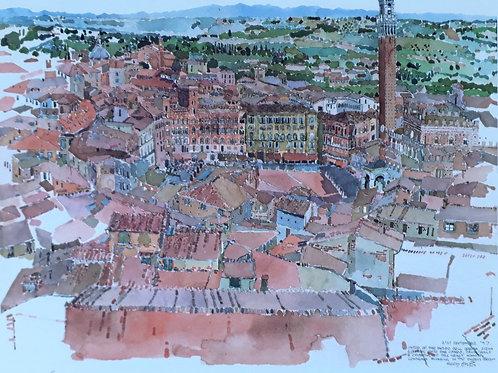 Siena by Katy Ellis
