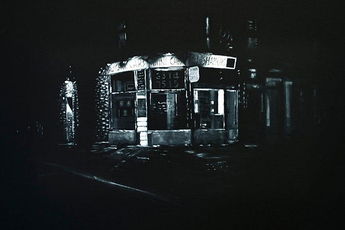 Lewisham Cars by Lubna Speitan