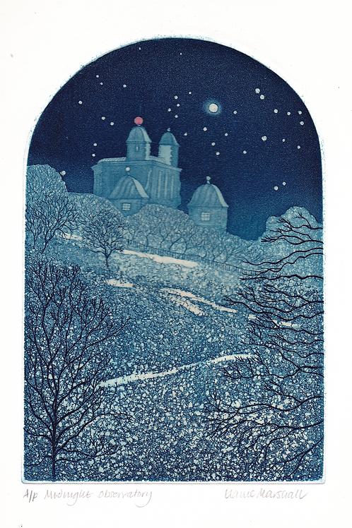 Midnight Observatory by Elaine Marshall