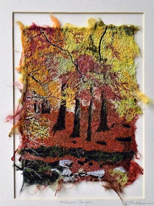 Autumn Carpet by Diana McKinnon