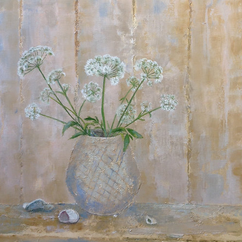 Cow Parsley by Annette Johnson