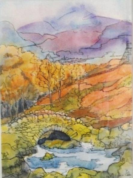 Landscape II by Liese Cattle