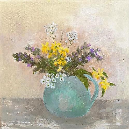 Wild Flowers by Annette Johnson