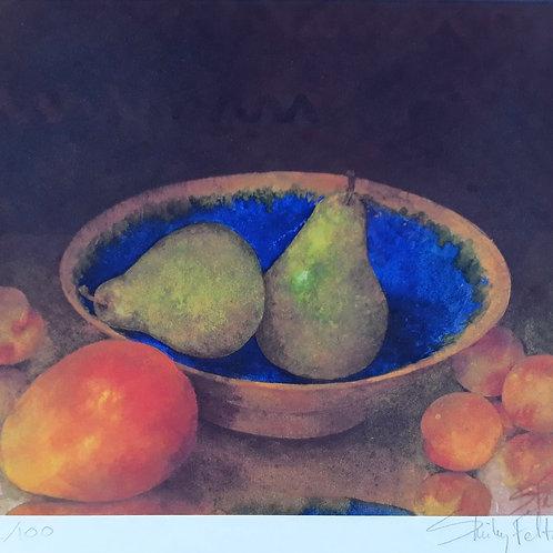 Golden Mango by Shirley Felts