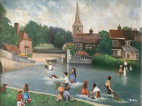 Eynsford by Carol Barry