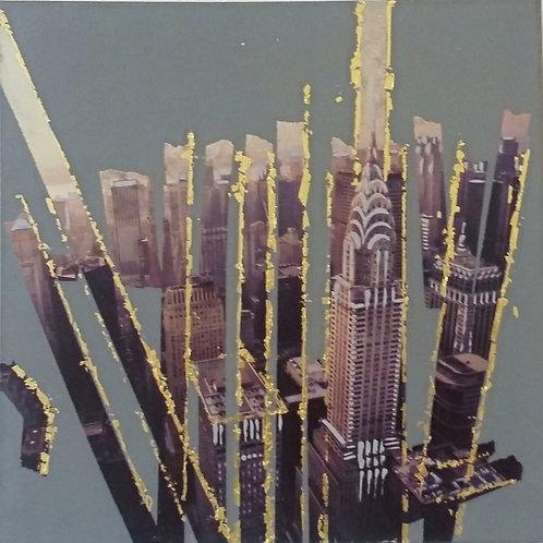 New York by Margaret Higginson