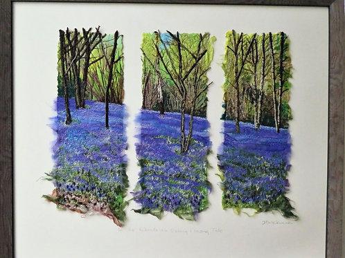 In the Woods an Ebbing Flowing Tide by Diana McKinnon