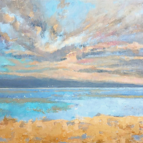 Evening Light by Annette Johnson
