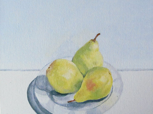 Pears by Dai Anderson