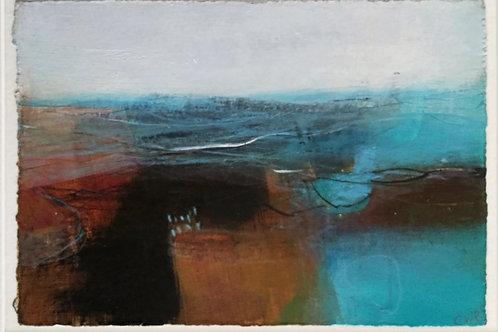 Land + Sea Series II by Carol Edgar