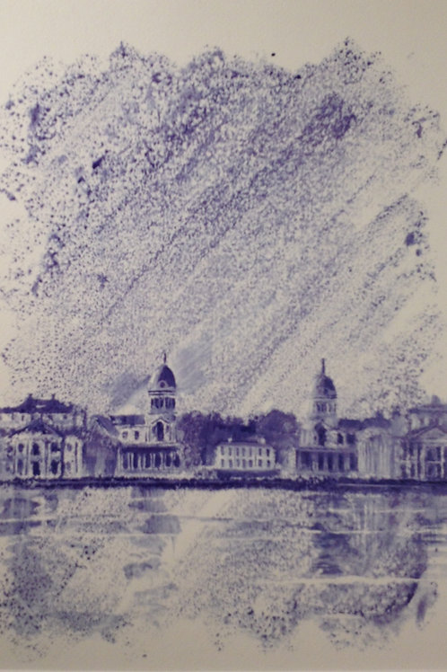 Royal Naval College, Greenwich by Rob Marchant