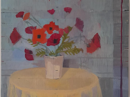 Poppies of the Field by Jack Irish