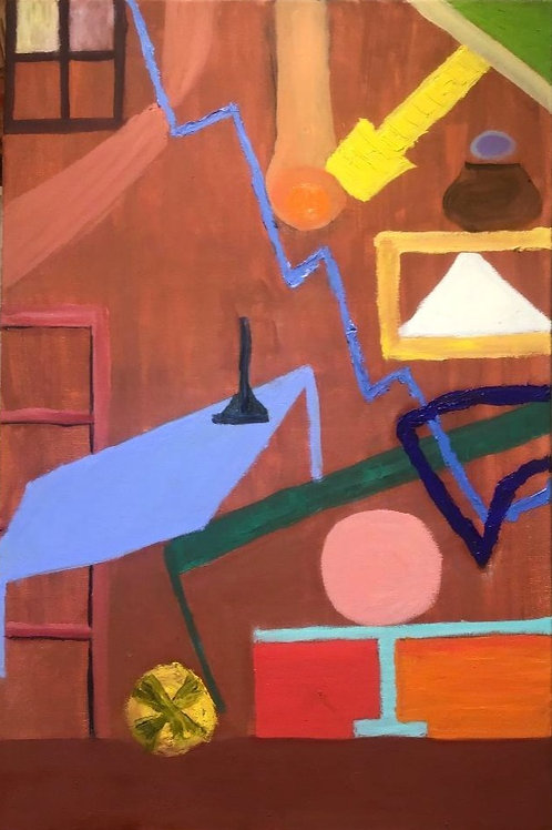 Abstract Intimations of a Room by Chris Ashworth