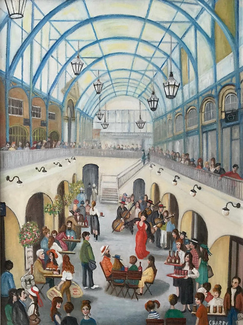Covent Garden by Carol Barry
