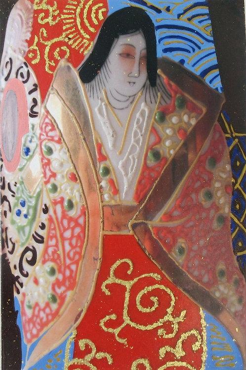 Bodhisattva Standing by Margaret Higginson