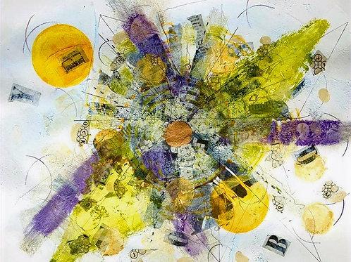 Here Comes the Sun by Linda Romano