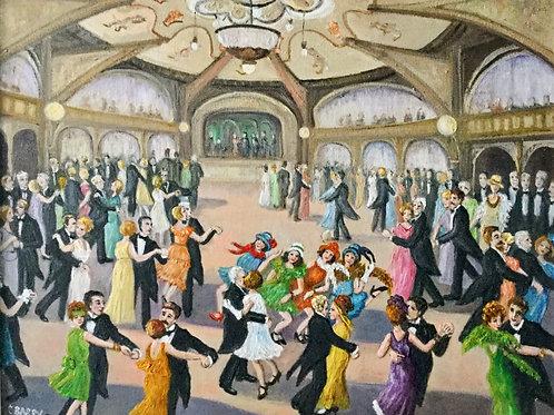 Ball Room by Carol Barry