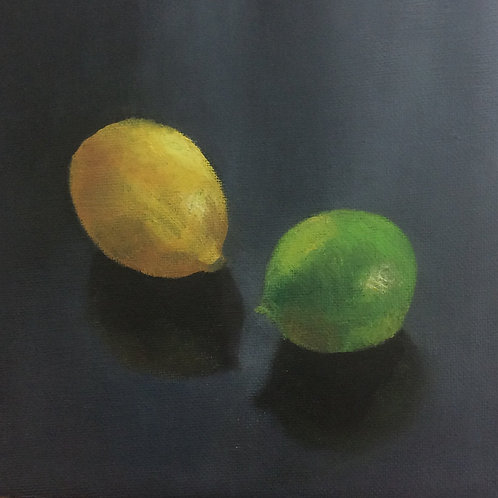 Fruitful Conversation by Margaret Dinkeldein