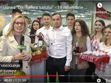 19 noi. 2017 • Echipa Popa Corina, IEA III, la standul AgroTV de la Indagra 2017 (de la min. 48:15)