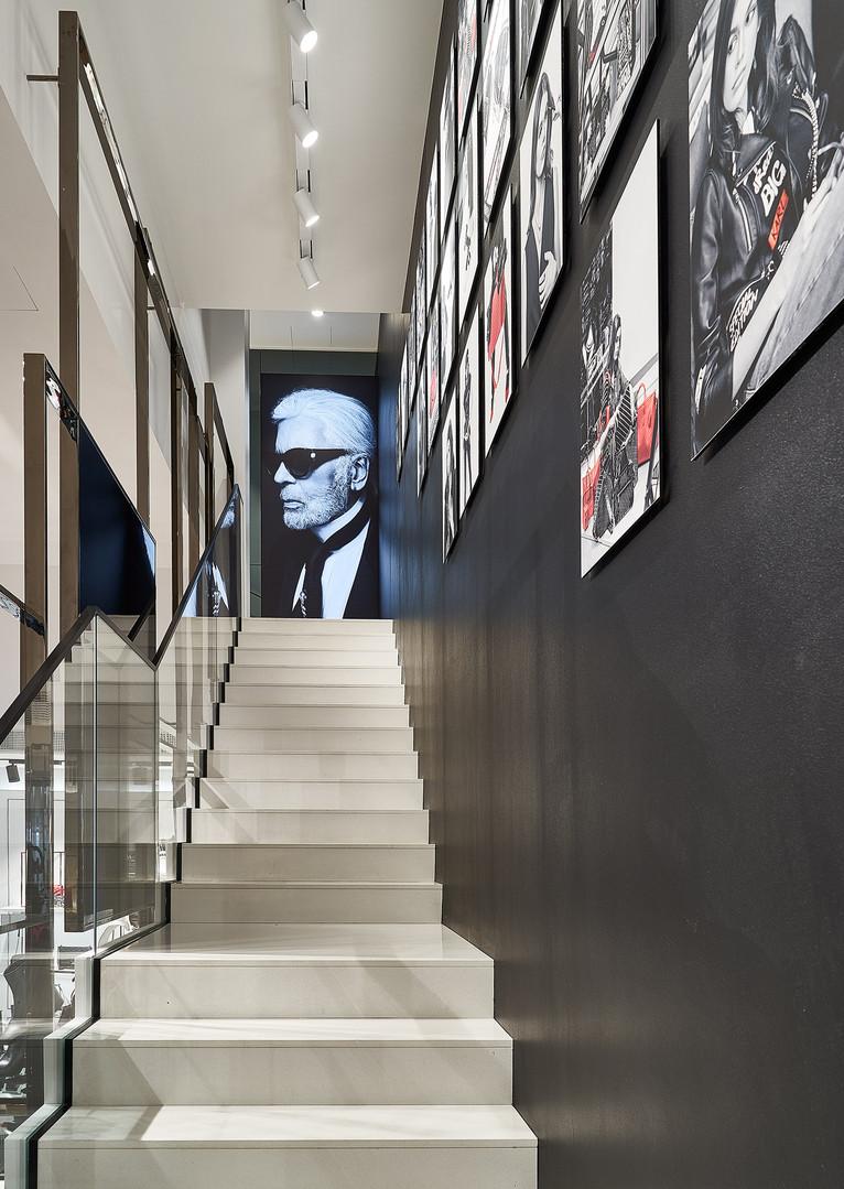 Karl Lagerfeld, Munich Mike Fuchs