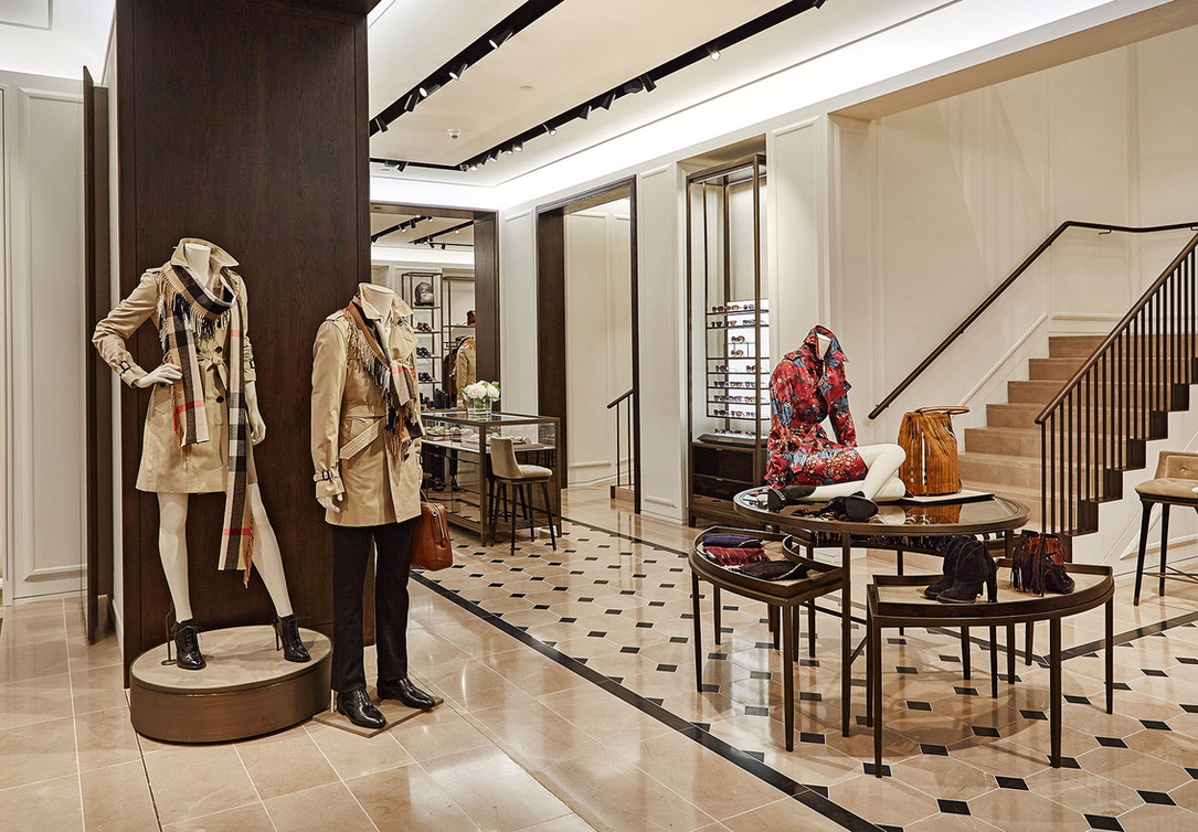 Burberry, Istanbul Mike Fuchs