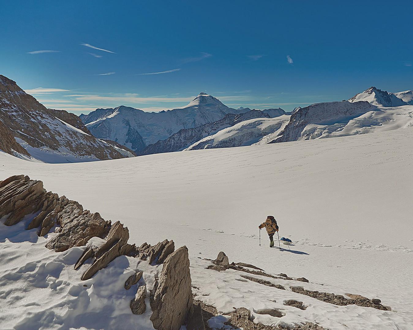mountaineer, Mike Fuchs