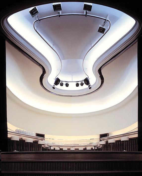 Goya Building Berlin, Mike Fuchs