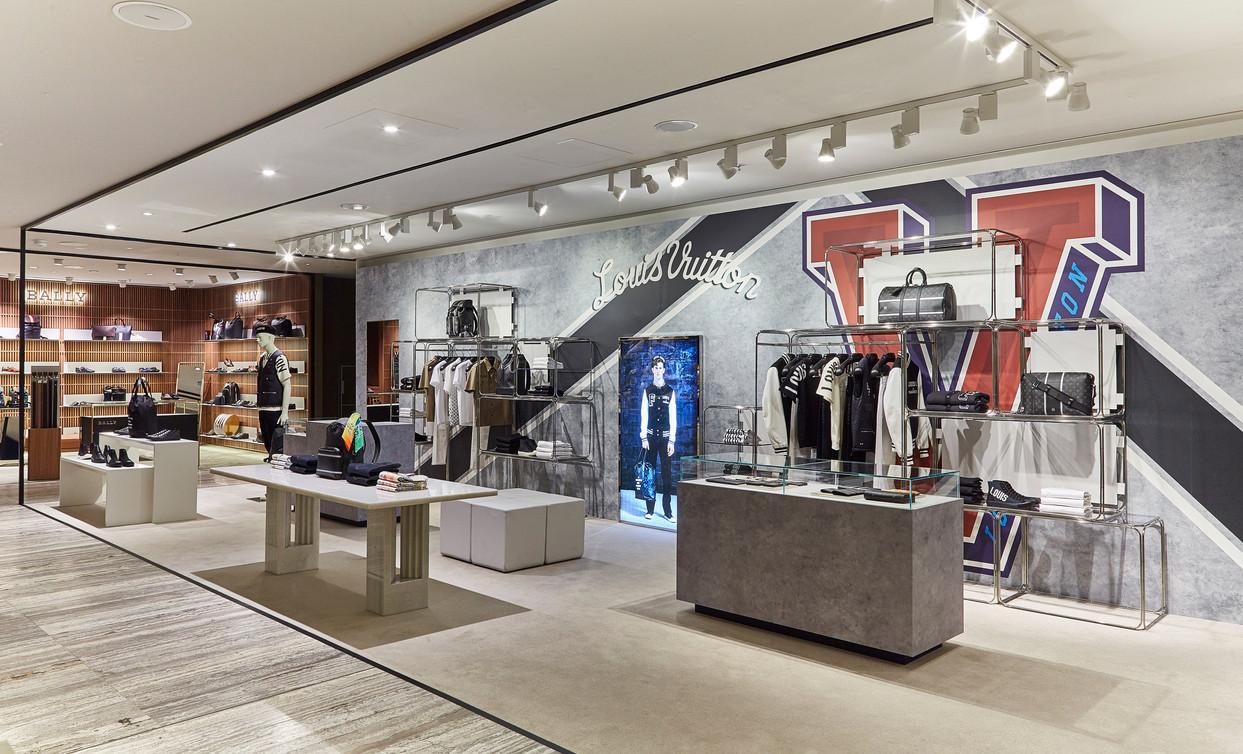 Popup Store Louis Vuitton Mike Fuchs