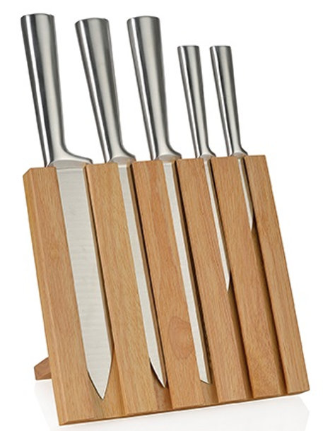 Conjunto Cuchillos con posicionador