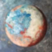 Estrella QUAOAR. 130x130cm. 2019. 5.900Ô