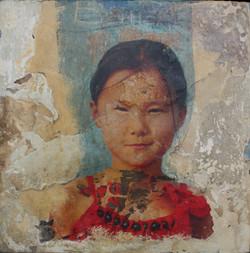 Girl of Mongolia I