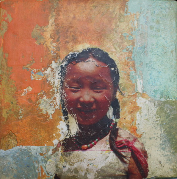 Girl of Mongolia III