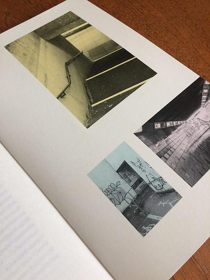 Underpass – Emily Benton Book Design