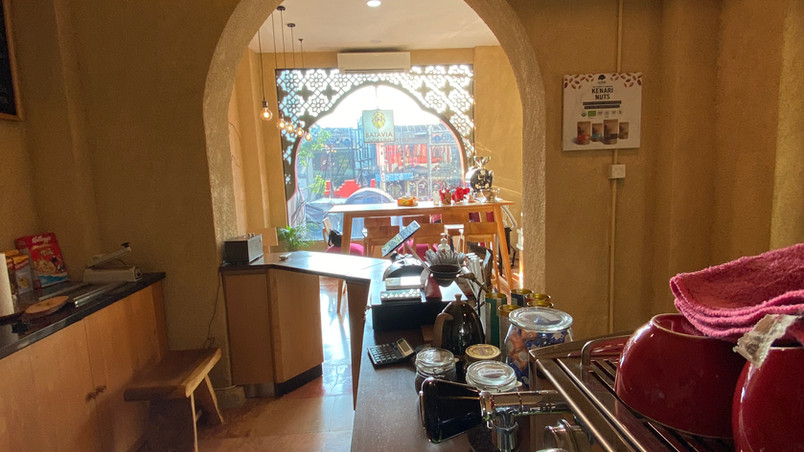 VIew from the Counter