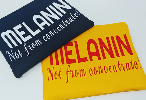 """Melanin NFC"" clutch bag"