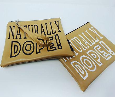 """Naturally Dope!"" Wristlets"