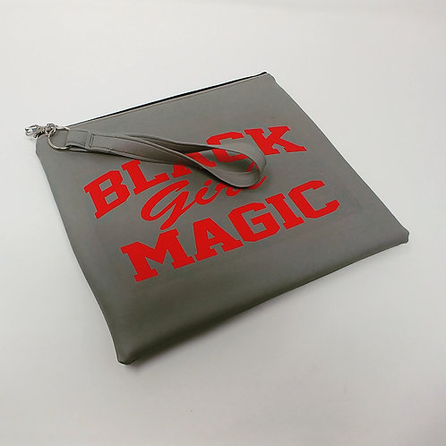 """Black Girl Magic"" wristlet"