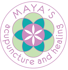 Maya's Acupuncture and Healing LOGO