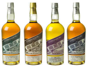 Whisky Drinkers Liking Comandon