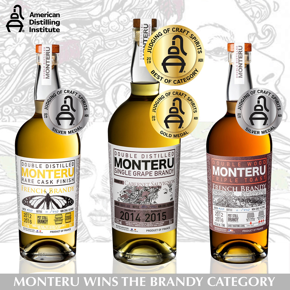 World Best Brandy 2019 Awards USA