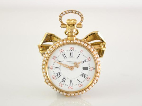 RETOURET WATCH FROM THE PAST AT AUCTION
