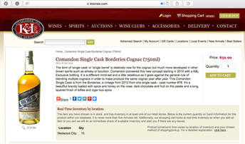 COMANDON IS BACK IN K&L WINES
