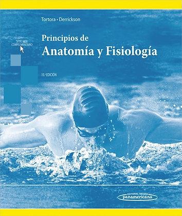 Principios de Anatomía y Fisiología.