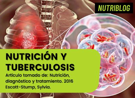 Nutrición y tuberculosis