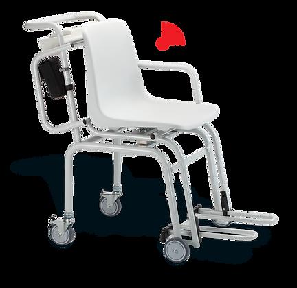 SECA 954 Báscula silla con transmisión inalámbrica, pesaje en posición sentada