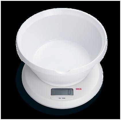 SECA 852 Báscula electrónica porcionadora y dietética 3 kg