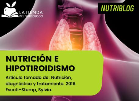 Nutrición e Hipotiroidismo