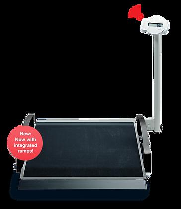 SECA 664 Báscula electrónica para sillas de ruedas 360 kg