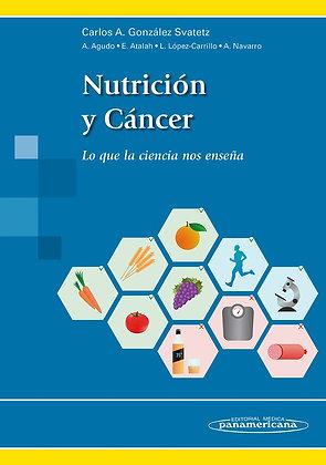 Nutrición y cáncer.
