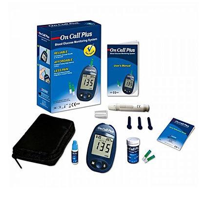 Glucómetro On Call Plus